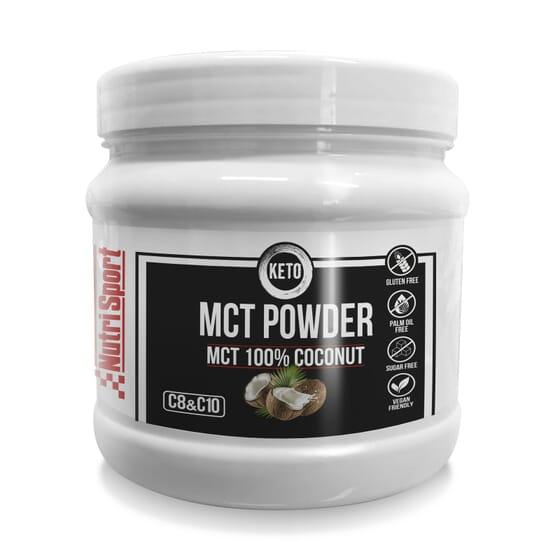 Keto MCT 100% Coconut Powder  250g de NutriSport