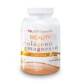 Beauty Colagénio Magnésio Cúrcuma 200 Tabs da NutriSport