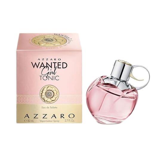 Wanted Tonic Girl EDT 80 ml de Azzaro