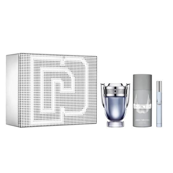 Pack Invictus EDT + Desodorante Spray + EDT Mini de Paco Rabanne
