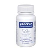 Coq10 120 mg 30 VCaps de Pure encapsulations