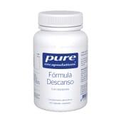 Fórmula Descanso 60 VCaps da Pure encapsulations