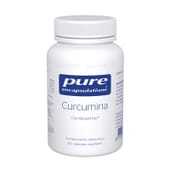 Curcumina Con Bioperine 60 VCaps de PURE encapsulations