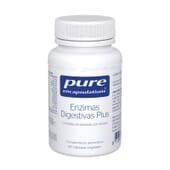 Enzimas Digestivas Plus 90 VCaps da Pure encapsulations