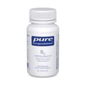 Vitamina B12 60 VCaps de PURE encapsulations