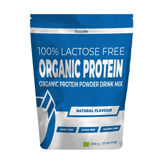 Organic Protein 1000g de Ovowhite