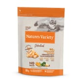 Selected Sterilized Cat Adult Free Range Chicken 300g de Nature's Variety