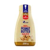 100% Peanut Butter Sauce 250g de Olimp