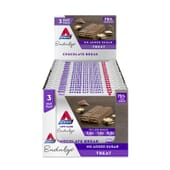 Bar Lower Carb Endulge 21g 14 Uds de Atkins