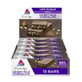 Bar Lower Carb 45% Endulge 35g 15 Uds de Atkins
