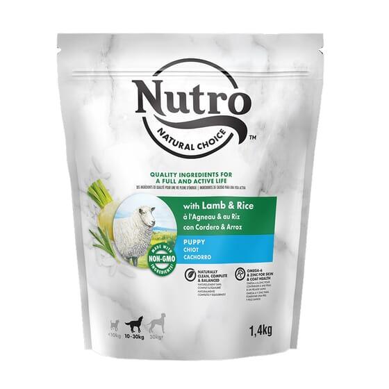 Core Perro Cachorro Razas Meadianas Cordero Y Arroz 1.4 Kg de Nutro