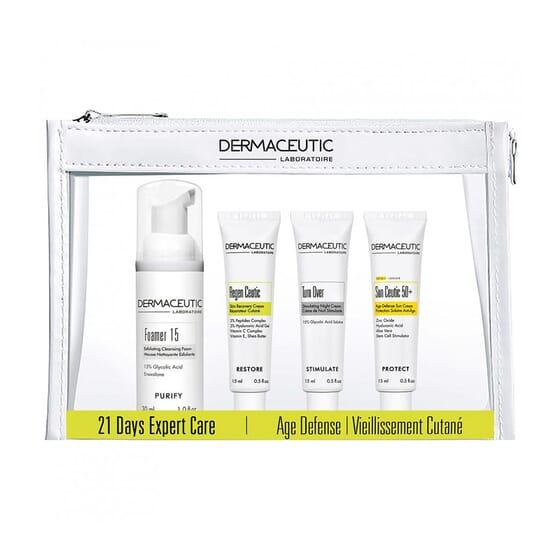 Dermaceutic 21 Days Expert Care Age Defense Kit de Dermaceutic