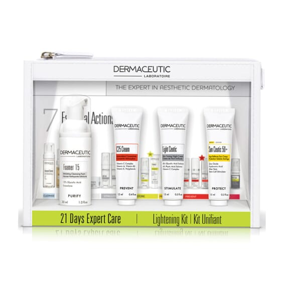 Dermaceutic 21 Days Expert Care Lightening Kit de Dermaceutic