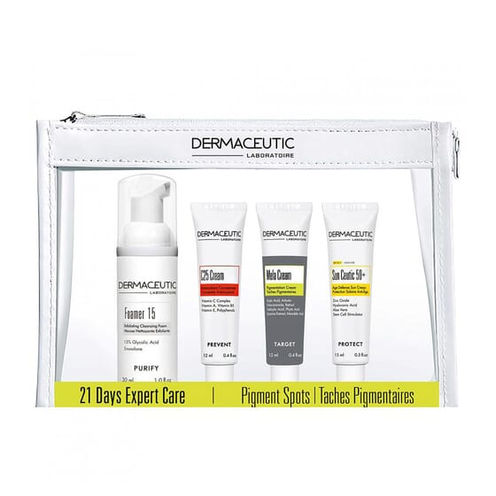 Dermaceutic 21 Days Expert Care Pigment Spots Kit de Dermaceutic
