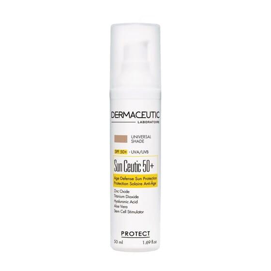 Dermaceutic Sun Ceutic SPF50+ Tinted 50 ml de Dermaceutic