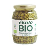 Guisantes Finos Al Natural Extra Bio 340g de Ékolo