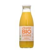100 % Jus D'Orange Pressé Bio 750 ml de Ékolo