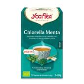 Chlorella Menta 17 Infusiones de Yogi Tea