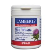 Cardo Mariano 3000 mg 60 Tabs de Lamberts
