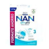 Nestle Nan Optipro 3 1200g de Nestle Nan