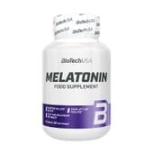 Melatonin 90 Tabs da Biotech USA