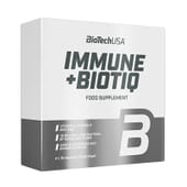 Immune + Biotiq   36 Caps da Biotech USA