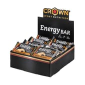 Energy Bar 60g 12 Unds da Crown Sport Nutrition