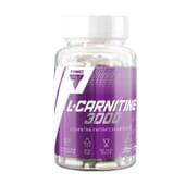 L-Carnitine 3000 120 Caps de TREC NUTRITION