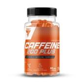 Caffeine 200 Plus 60 Caps de TREC NUTRITION