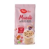 Muesli Con Frutos Rojos Sin Gluten Bio 375g de El Granero Integral