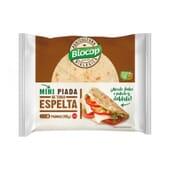 Mini Piada De Trigo Espelta Bio 100g de Biocop