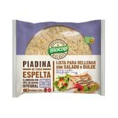 Piadina Trigo De Espelta Semillas De Lino Y Amapola Bio 225g de Biocop