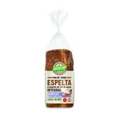 Pão De Trigo Espelta Integral Sementes Girassol Linho E Sésamo Bio 400g da Biocop