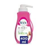 Mínima Creme Depilatório 400 ml da Veet
