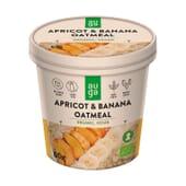 Porridge à l'Avoine Abricot et Banane 60g de Auga