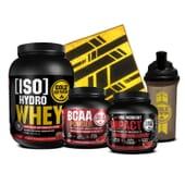 Pack Fitness de Gold Nutrition