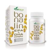 Bonalin EPA + DHA Complex 60 Perlas de Soria Natural