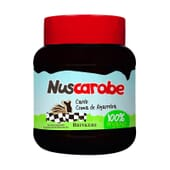 Creme De Alfarroba 100% Orgânico 400g da Nuscarobe