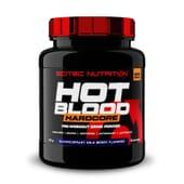 Hot Blood Hardcore 700g da Scitec