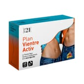Plan Vientre Activ 45 VCaps de Plameca