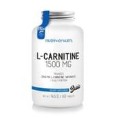Basic L-Carnitine 1500 mg 60 Tabs da Nutriversum