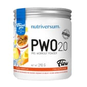 Flow PWO 2.0 210g da Nutriversum