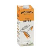 Bebida De Aveia Bio 1000 ml da Monsoy
