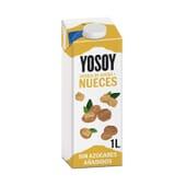 Bebida de Aveia E Nozes 1000 ml da Yosoy