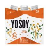 Bebida De Aveia 250 ml 3 Unds da Yosoy