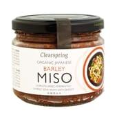 Barley Miso No Pasteurizada Bio 300g de Clearspring