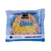 Bolacha De Chia E Limão 50g da Kookie Cat