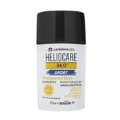 Heliocare 360 Sport SPF50+ Stick Transparente 25g de Heliocare