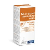 Multibiane Inmunidad Niño Própolis Saúco 150 ml de Pileje