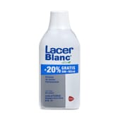 Lacer Blanc Bain De Bouche Menthe 600 ml de Lacer